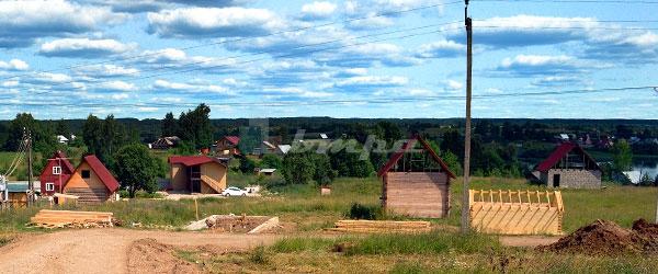 Земля для строительства коттеджного поселка