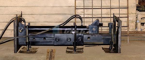 Гидравлическая установка для прокола грунта
