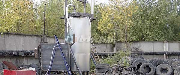 Пиролизная печь – установка для переработки и утилизации отходов