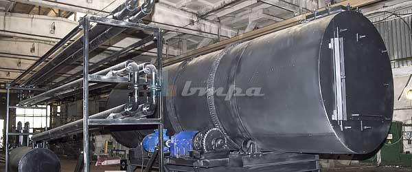 Пиролизная печь — установка для переработки и утилизации отходов