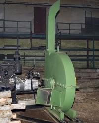 Щепорубительная машина РРМ-9 с дизельным двигателем