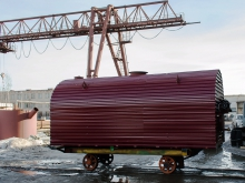 Биореактор для утилизации навоза