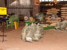 Линия по производству деревянных черенков