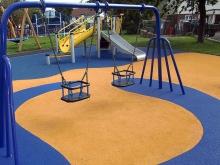 Оборудование игровых площадок для детей