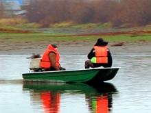 Пластиковая лодка морские сани уффа фокса на ходу