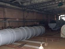 Производство барабанных сушилок