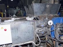 Одновальный гидравлический шредер автомат