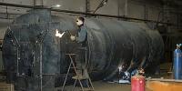 Производство промышленных пиролизных углевыжигательных печей для выпуска древесного угля