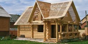 Строительство срубов и деревянных домов