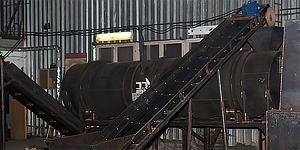 Линия по производству и сушке щепы