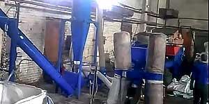 Малогабаритная линия ЛПШ-400 для производства резиновой крошки