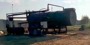 Пиролизный реактор для утилизации отходов